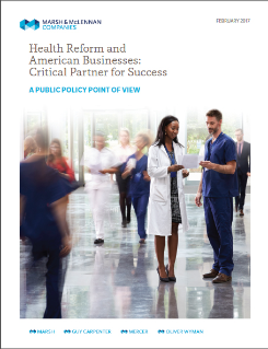 Health Reform and American Businesses